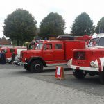 Besuch des Feuerwehr Oldtimertreffen in Ortenberg